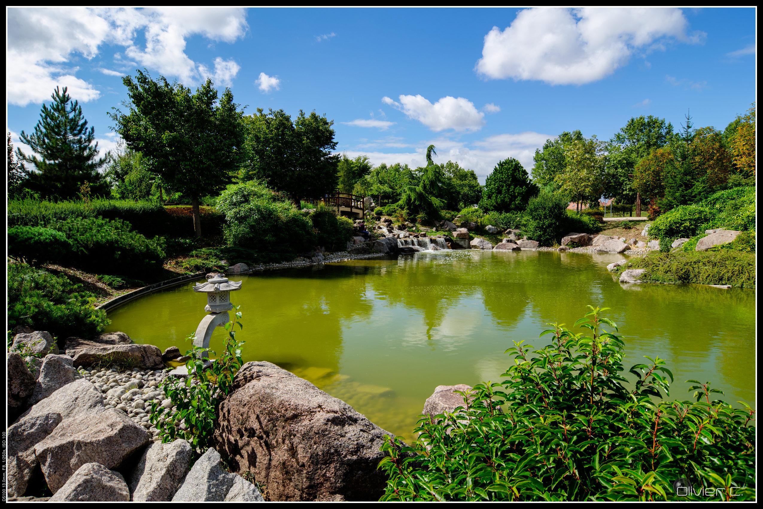 Le jardin japonais de dijon oliver photo blog for Jardin japonais dijon