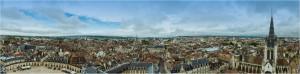 Panorama Dijon 100 Mpx (16 Mo)